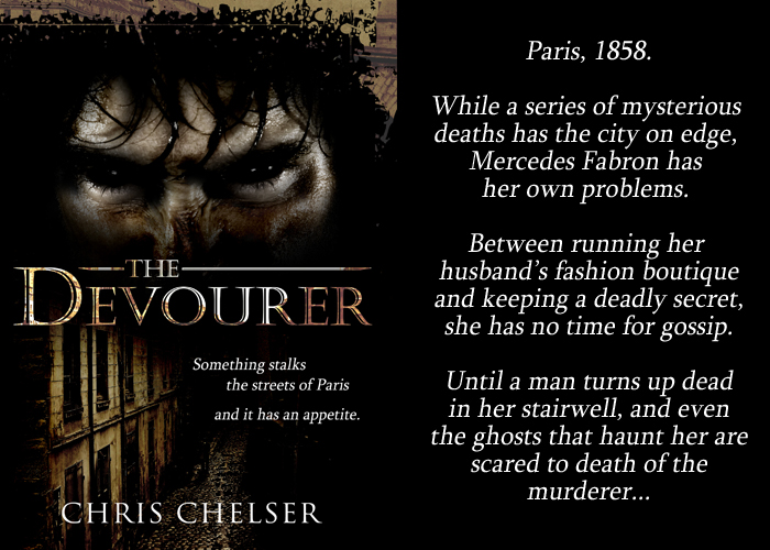 Teaser cover Devourer