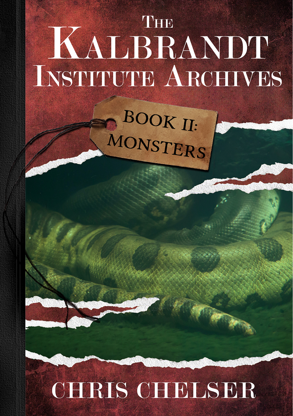 Books: KIA Monsters